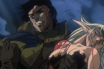 日式奇幻起源之一,不朽的英雄传说!