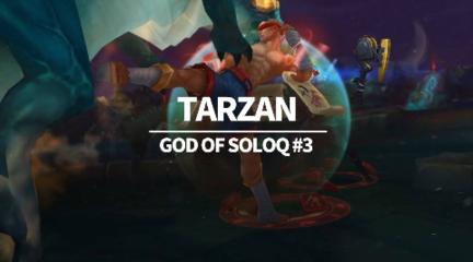 GRF Tarzan 精彩集锦