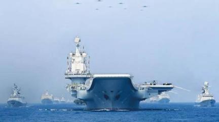中国海军70年:保家卫国护和平