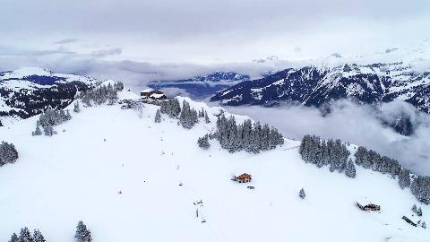 酷毙了!顶尖大神挑战极限滑雪,这场跨国滑雪之旅能否成功?Part1