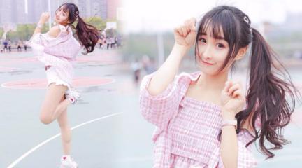 【晓丹】大学篮球场羞耻喵喵拳【Bo Peep Bo Peep】