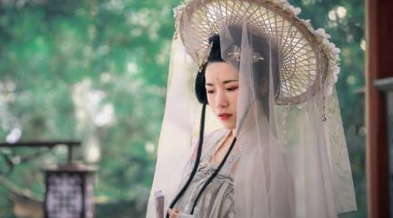 【秋豆沙】汉服发型教程,仙气古风仙侠素雅