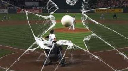 我这一球下去你可能会死|棒球破坏集锦