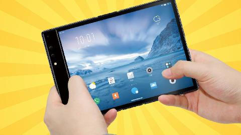华为折叠手机定档MWC 2019,将配备巴龙5G基带Part1