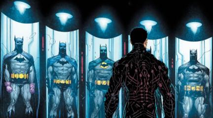 【HUSH13】猛?#26032;?#27882;!蝙蝠侠竟在生日当天对自己做了这种事!