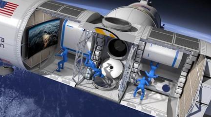 美国建造太空酒店,一天能看16次日出