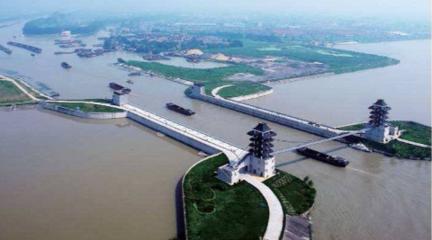 """日本人眼中的""""京杭大运河"""""""