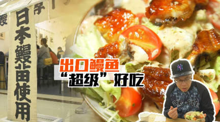 【品城记】据说他们家的鳗鱼是出口日本的,但味道,真不咋地啊...