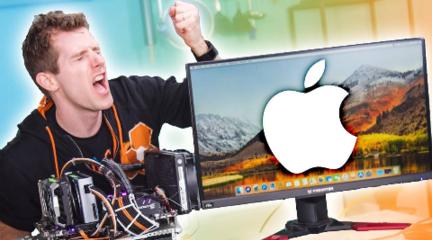 让任何电脑都用上黑苹果!