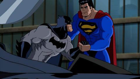 【dc动画】【超人与蝙蝠侠:公众之敌】【2009