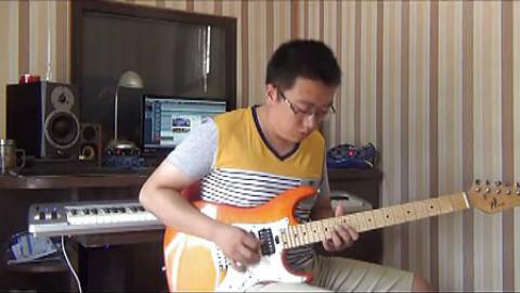电吉他独奏 我相信 - acfun弹幕视频网