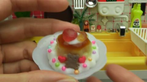 日本食玩 可爱的mini版小蛋糕