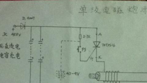 感应式电磁炮配乐教程