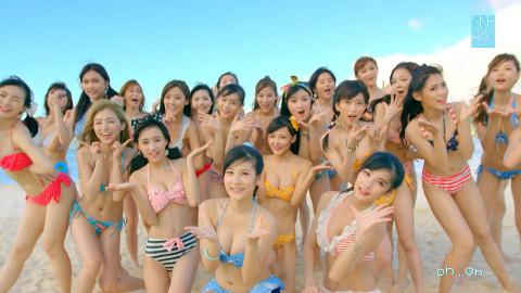 snh48《梦想岛》正式版+舞蹈版+现场版