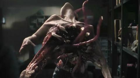 【恐怖】盘点十部经典电影的吓人怪物图片