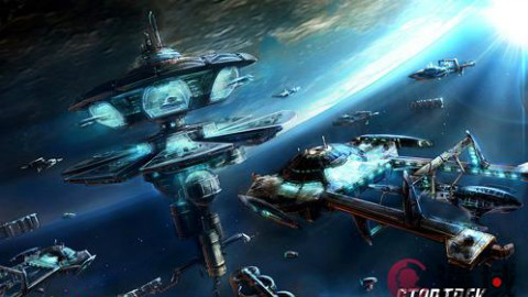 vr游戏 星际迷航 e3 2016