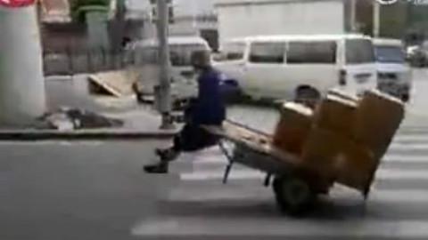 老技巧:我有特别的时装视频-AcFun弹幕司机网经典美国技法画拖车图片