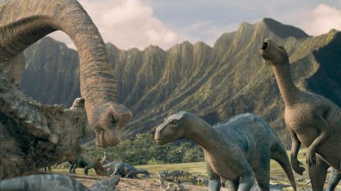 自然传奇之史前怪兽大揭秘——了解恐龙之前的时代-游鹰fly的微博 微博