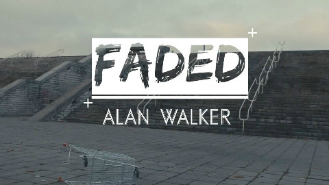 alan walker - faded 现场版