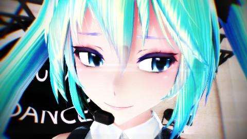 up主:呆萌de小狐狸   来自acfun mmd·3d 频道   l【mmd】miku的呃?