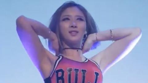 laysha热舞_【韩流热舞】laysha | 福利向 fancam