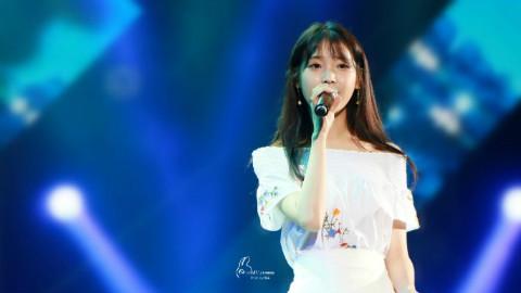 欢迎来到iu的中文演唱会!图片
