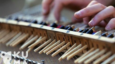 你听过用筷子制作的钢琴吗!