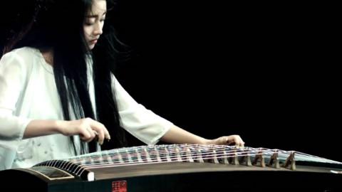 中国版人鬼情未了-倩女幽魂 电影主题曲古筝演奏版