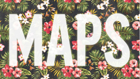maroon5 maps谱子