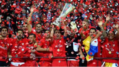 西甲-1617赛季-联赛-第4轮-埃瓦尔1:1塞维利亚