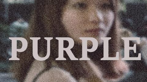 紫色-冒奕航|刺猬首届摄影大赛参赛作品
