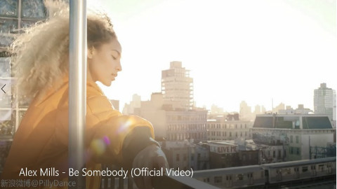 AlexMills-BeSomebody(OfficialVideo)
