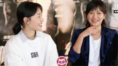 专访《绑架者》白百何徐静蕾:两个非典型少女谈当妈心得