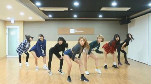 [DanCEZoOM]AOA[에이오에이]-ExcuseMe(综合舞蹈)