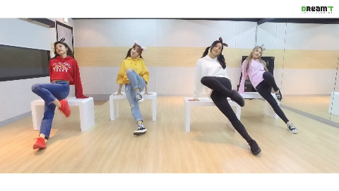 【GirlsDay】可爱or性感?IllBeYour练习室舞蹈(cutever)