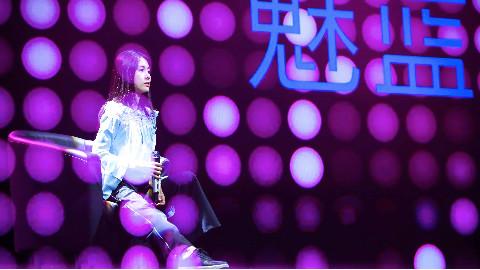 张碧晨现场实力最强认证听完这6首歌秒变迷妹