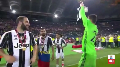 WELLBET吉祥坊,意大利杯尤文图斯夺冠视频!Part1