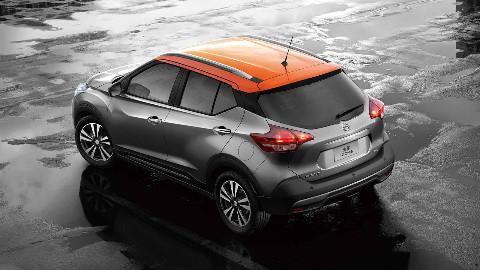 东风日产首款小型SUV劲客,产品讲解Part1