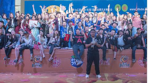 【九九八十一】单翼动漫社【2017chinajoy东北赛区总决赛】