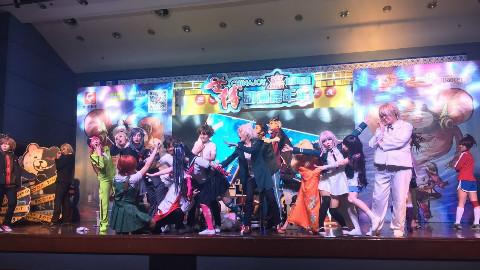 【CJ2017】2017ChinaJoyCosplay嘉年华华东北赛区晋级赛—【触角动漫】