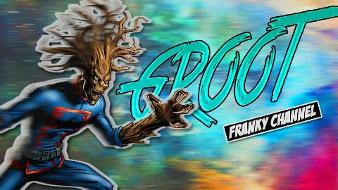 ★法蘭克★格魯特TheGroot#19|Marvel角色介紹系列!