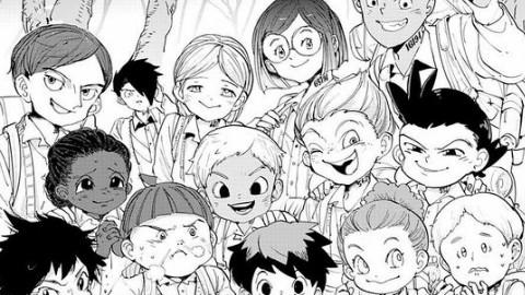 【漫画】约定的梦幻岛 #33