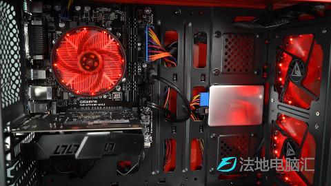 办公影音游戏小能手  Intel 奔腾G4560+索泰GT730Part1