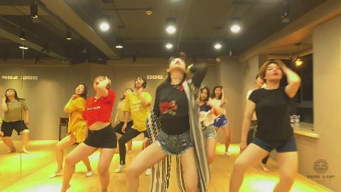 舞蹈练习室Beyonce-Diva