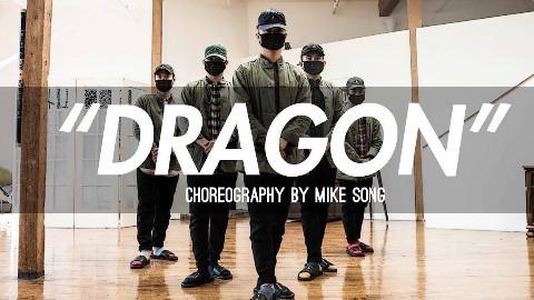 Mike强悍控制Urban编舞Dragon