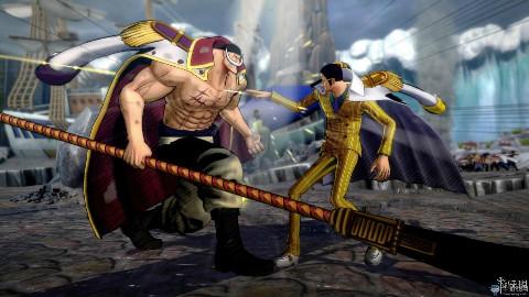 海贼王一位是海军最强,一位是最可怕的罪犯,一位是未来海贼王