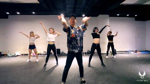【欲非舞蹈】强化班导师麒麟编舞크레용팝(CrayonPop)-DancingQueen