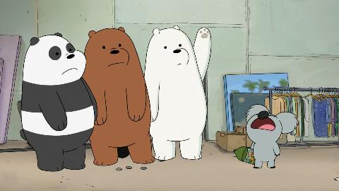 熊熊三贱客.We.Bare.Bears.S03E29.1080p【Fantopia字幕组】