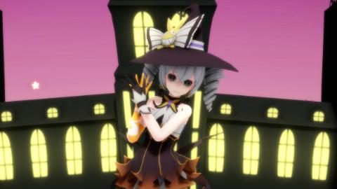 (崩坏三)happyhalloween--舰长,万圣节快乐哦~