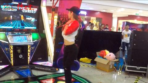 【CGL传达室】跳舞机女神把EXID《LIE》跳成了freestyle了,好看